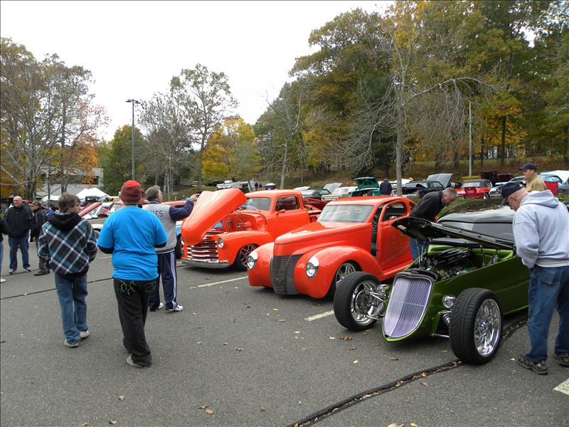 The Seymour Lions Club 45th Annual Benefit Car Show